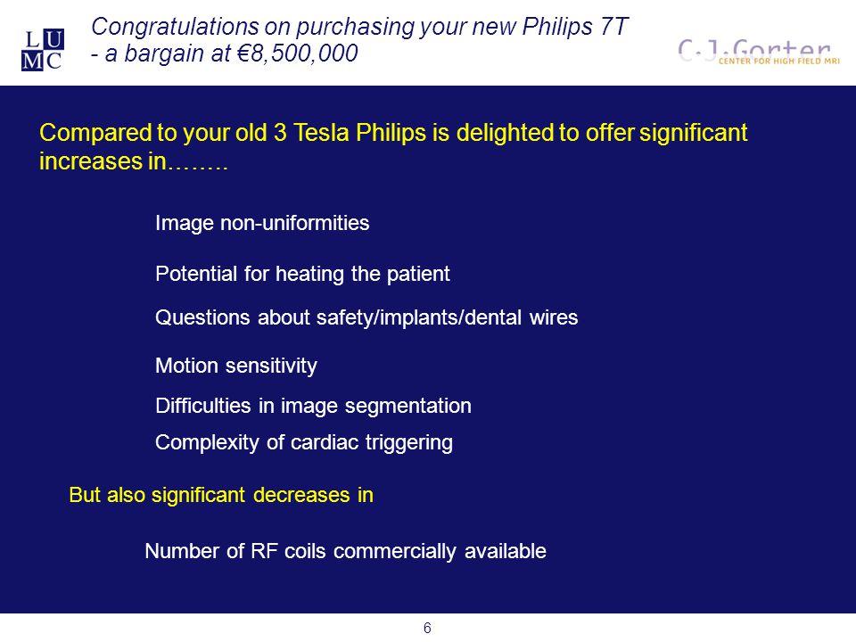 Musculoskeletal applications of 7 Tesla