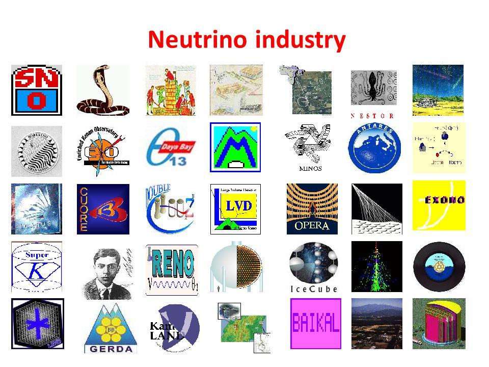 Neutrino industry