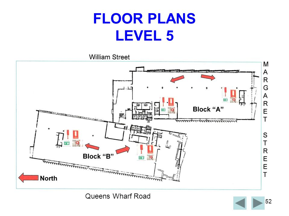 51 FLOOR PLANS LEVEL 4 QUEENS WHARF ROAD