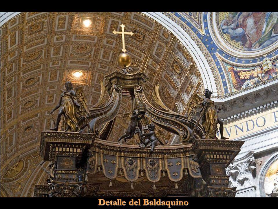 Vita Noble Powerpoints Baldaquino de Bernini