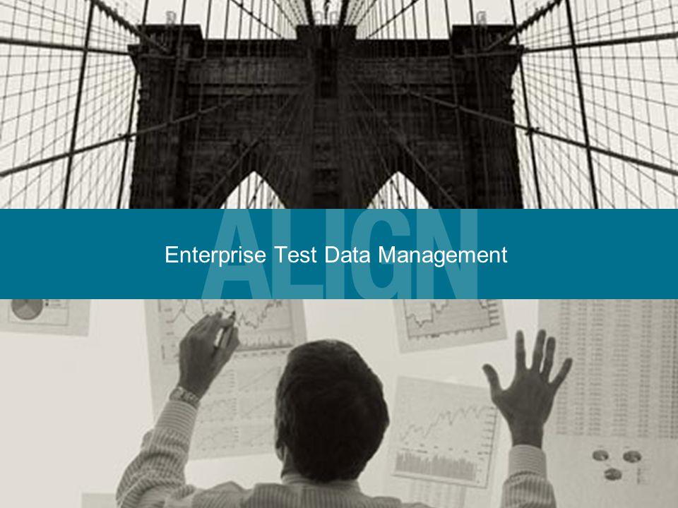 © 2007 Princeton Softech, Inc. Enterprise Test Data Management