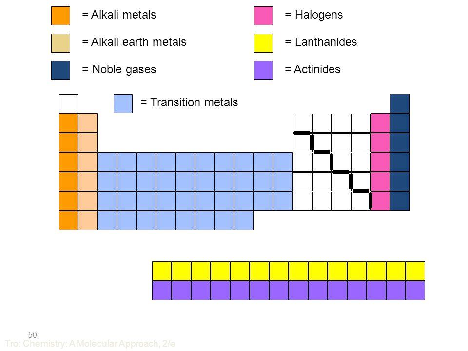 49 Tro: Chemistry: A Molecular Approach, 2/e