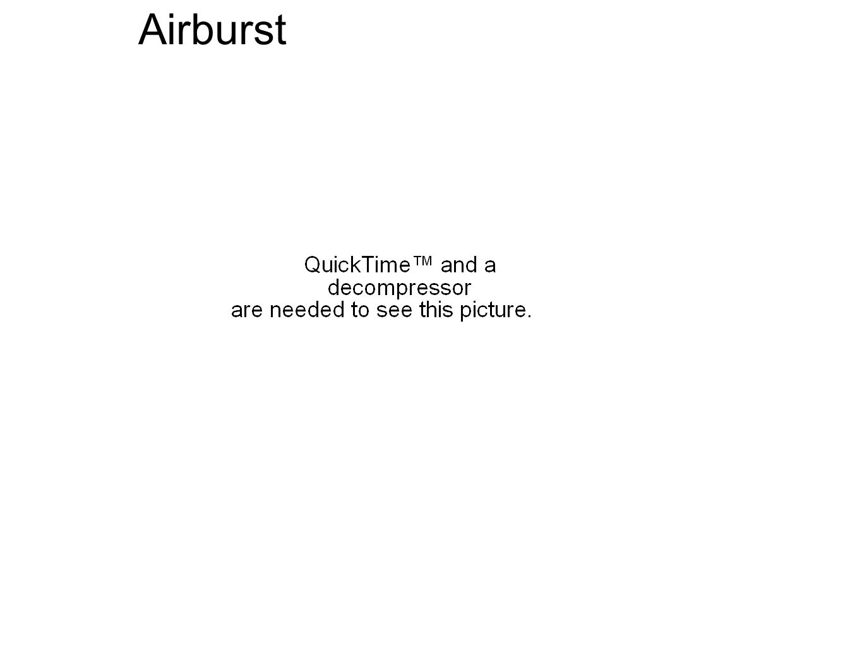 Airburst 10 km