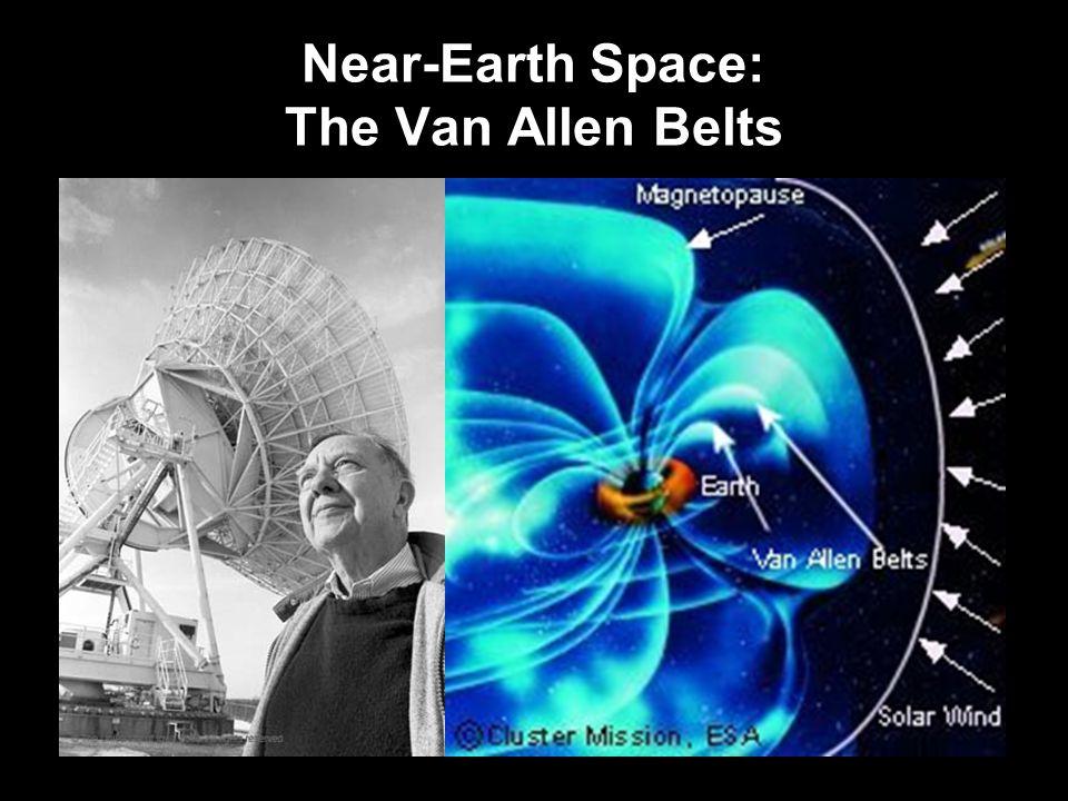Near-Earth Space: The Van Allen Belts