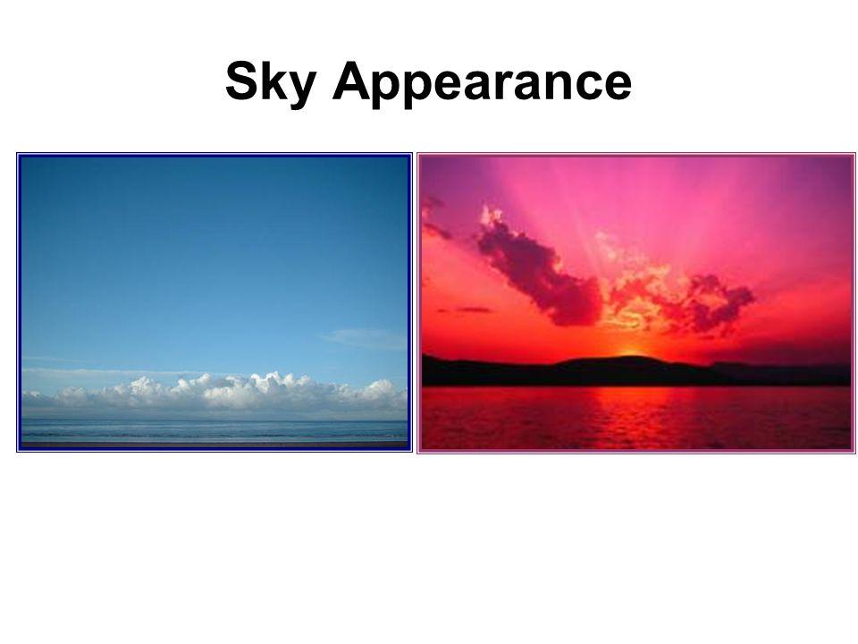 Sky Appearance