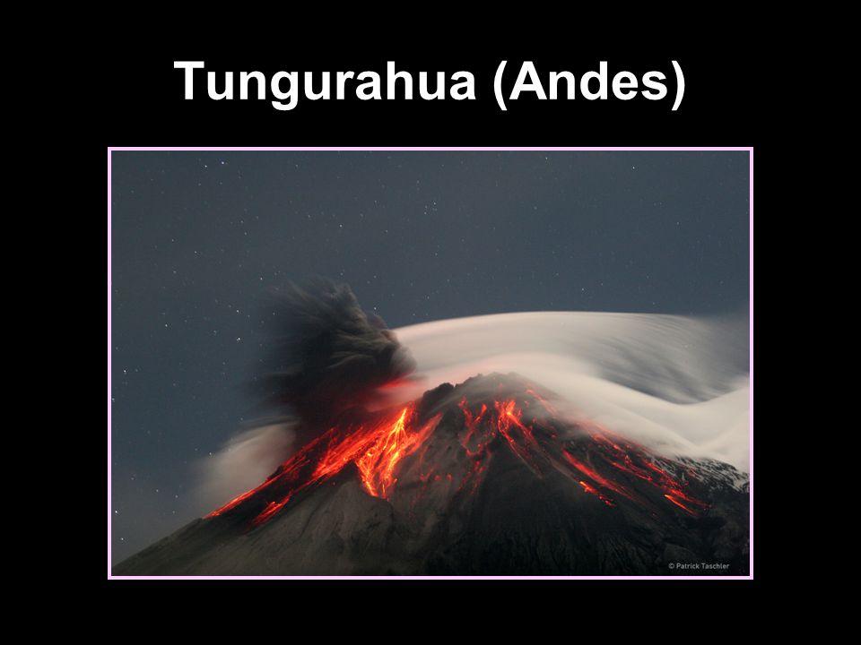 Tungurahua (Andes)