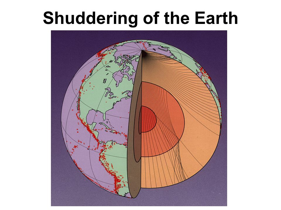 Shuddering of the Earth
