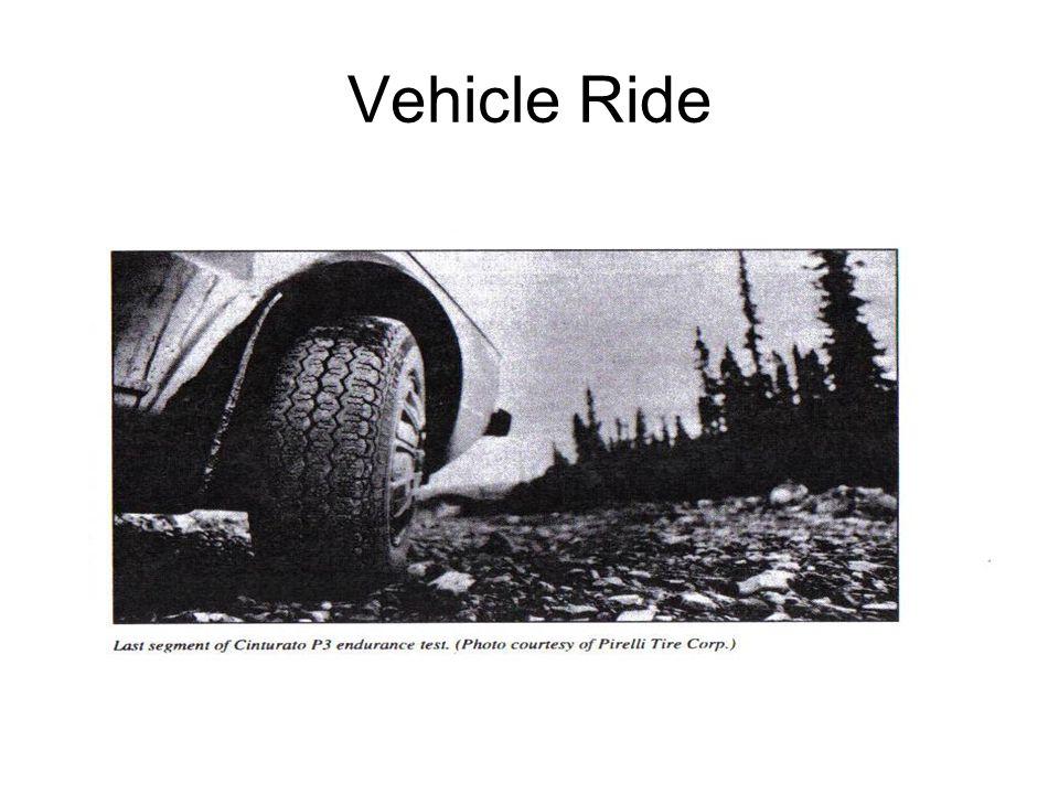 Vehicle Ride