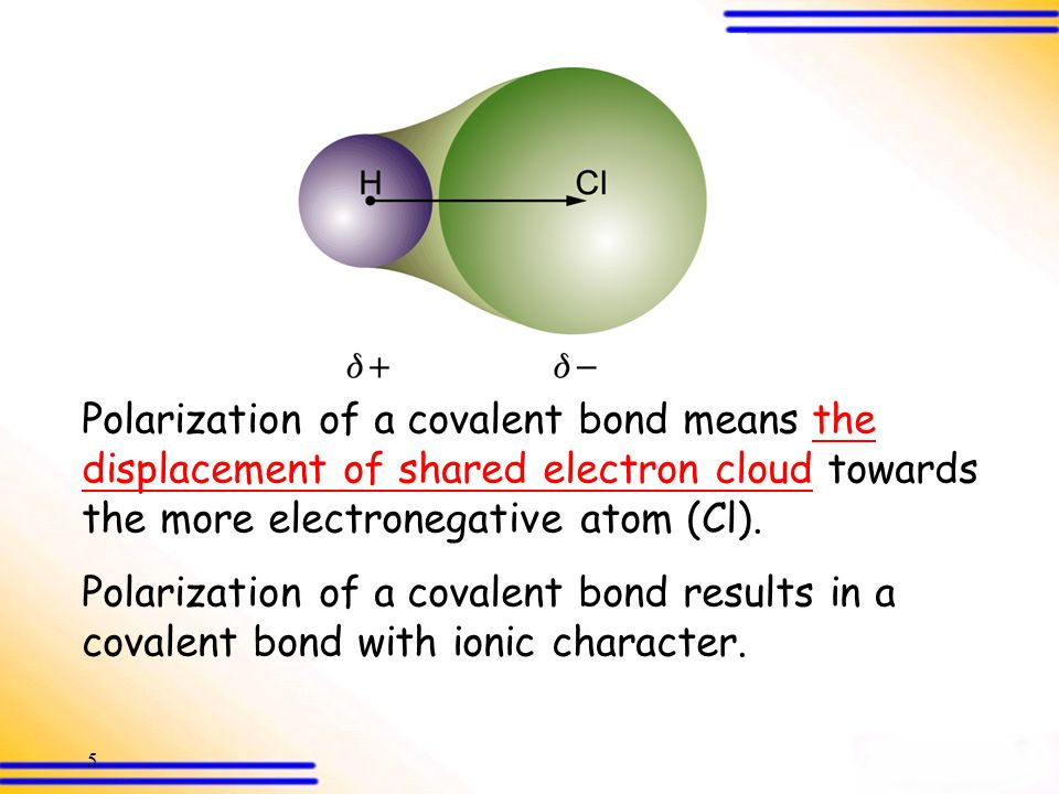 36 Apart from those compounds mentioned on p.63, list THREE ionic compounds with high covalent character.
