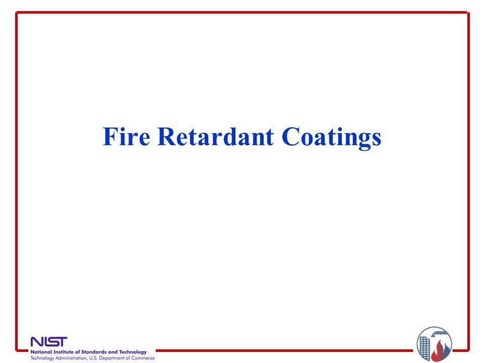Fire Retardant Coatings