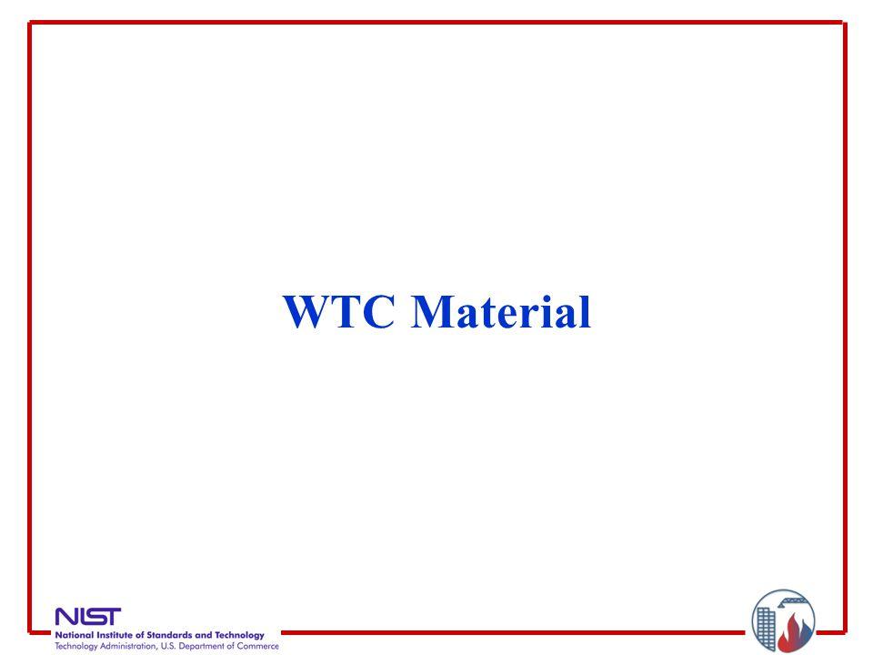 WTC Material