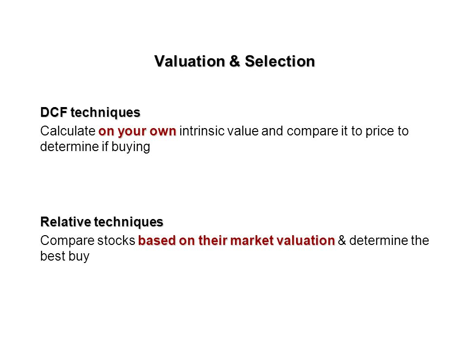 A question of firm value Liquidation value: What claimholders receive from selling all the assets of the firm Going concern value: The present value o