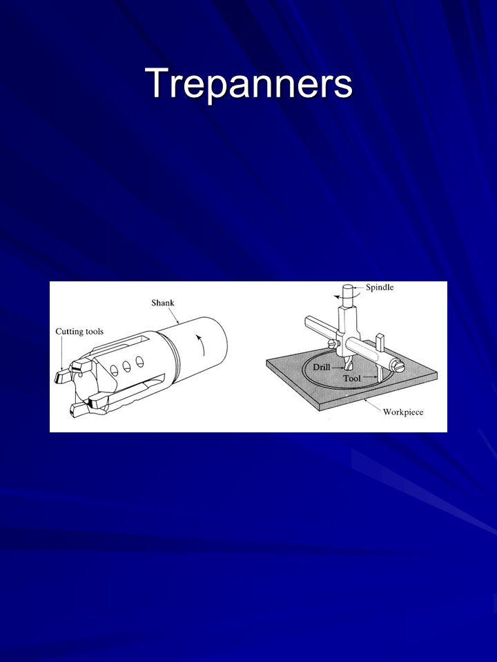 Trepanners
