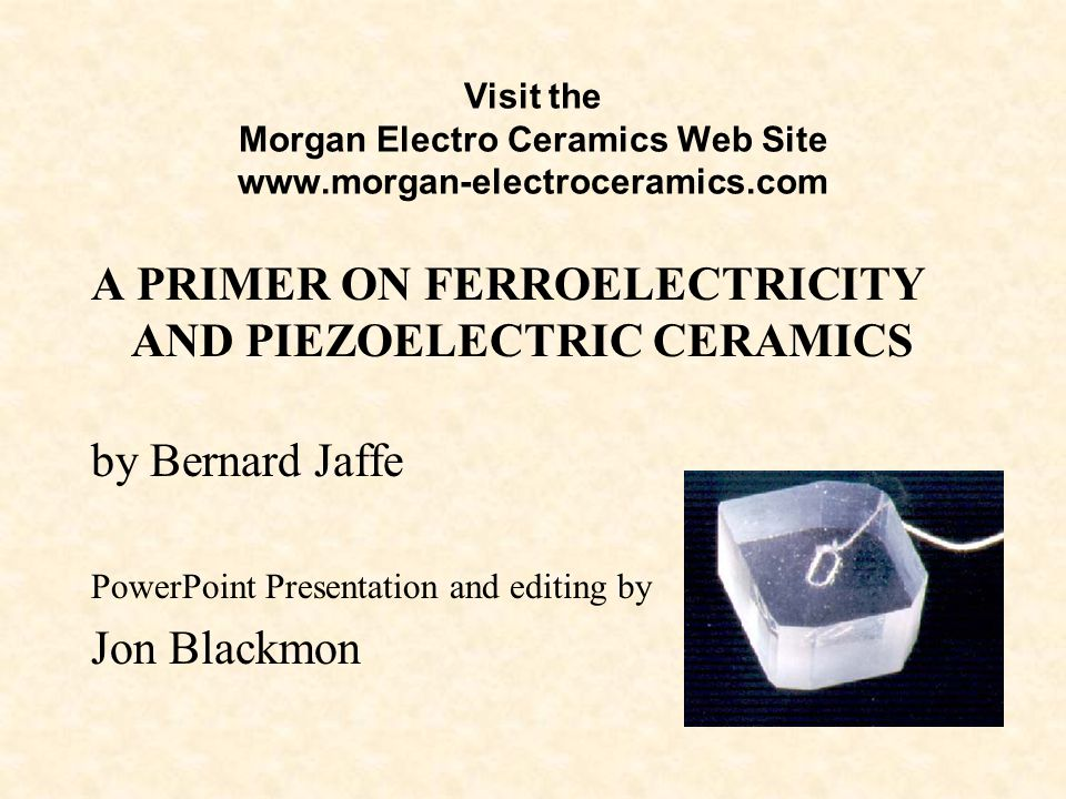 Crystals that are piezoelectric (no center of symmetry) but not pyroelectric (no dipole) do not show a charge on heating or cooling.