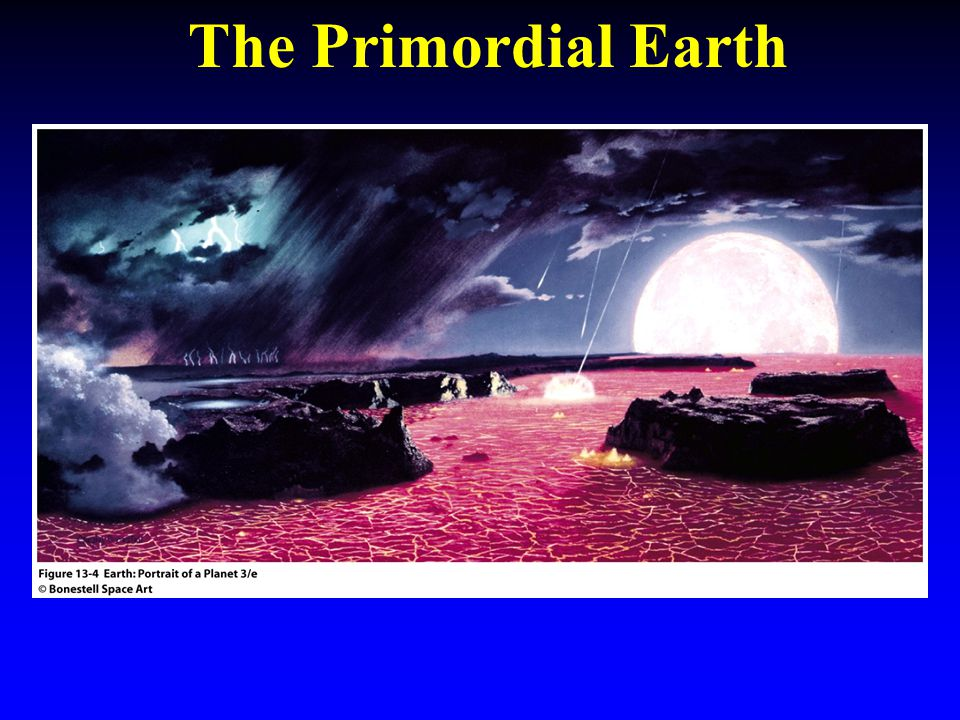 The Primordial Earth