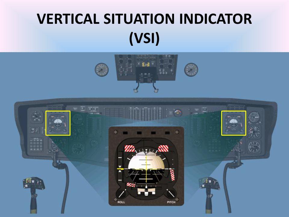 VERTICAL SITUATION INDICATOR (VSI)
