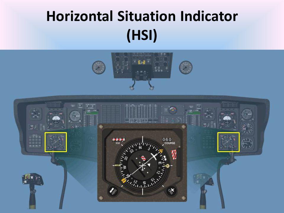 Horizontal Situation Indicator (HSI)