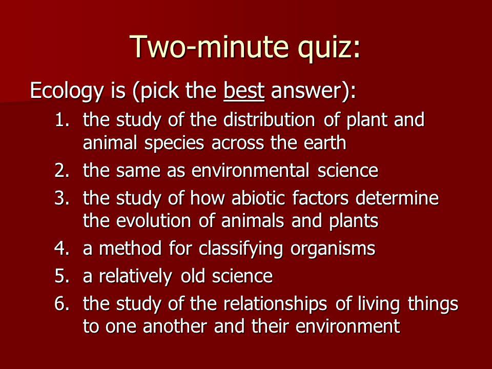 From Monday… Scientific vs.common use of the word evolution Scientific vs.