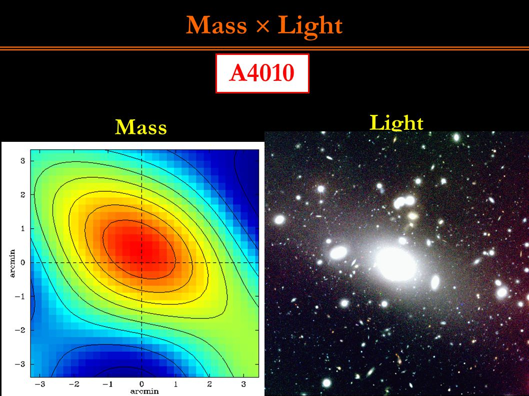 Mass  Light Mass Light A4010