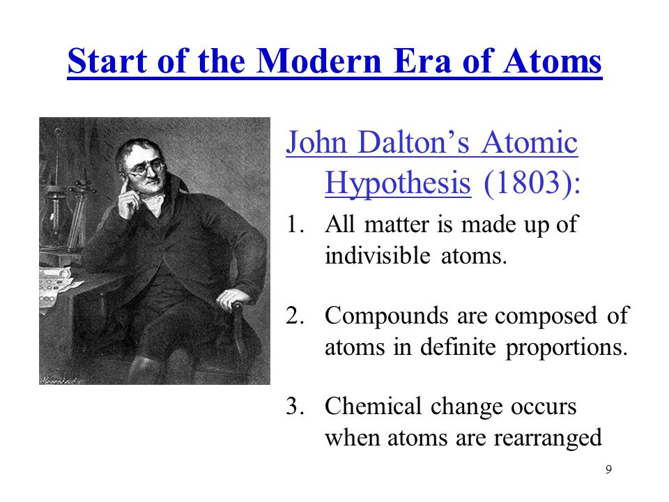 39 Modern Periodic Table Organization Elements are NOW placed in order of increasing atomic number (# of + protons).