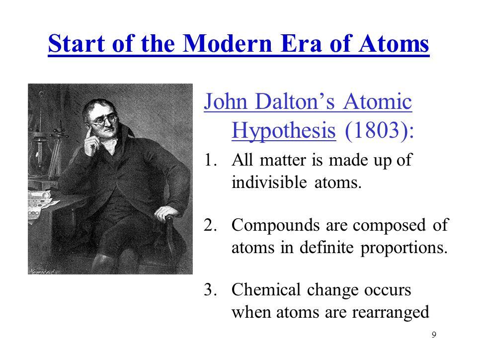 19 News flash: atoms aren't fundamental J.J.
