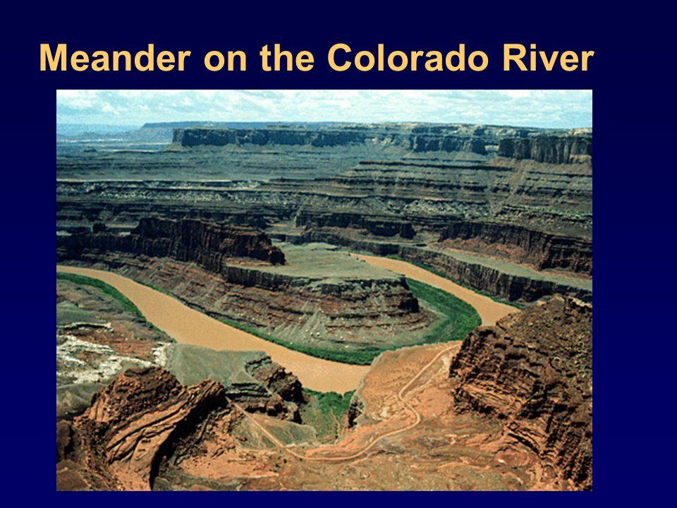 Meander on the Colorado River