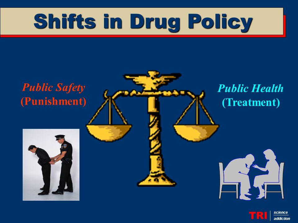 Public Safety Strategies TRI science addiction