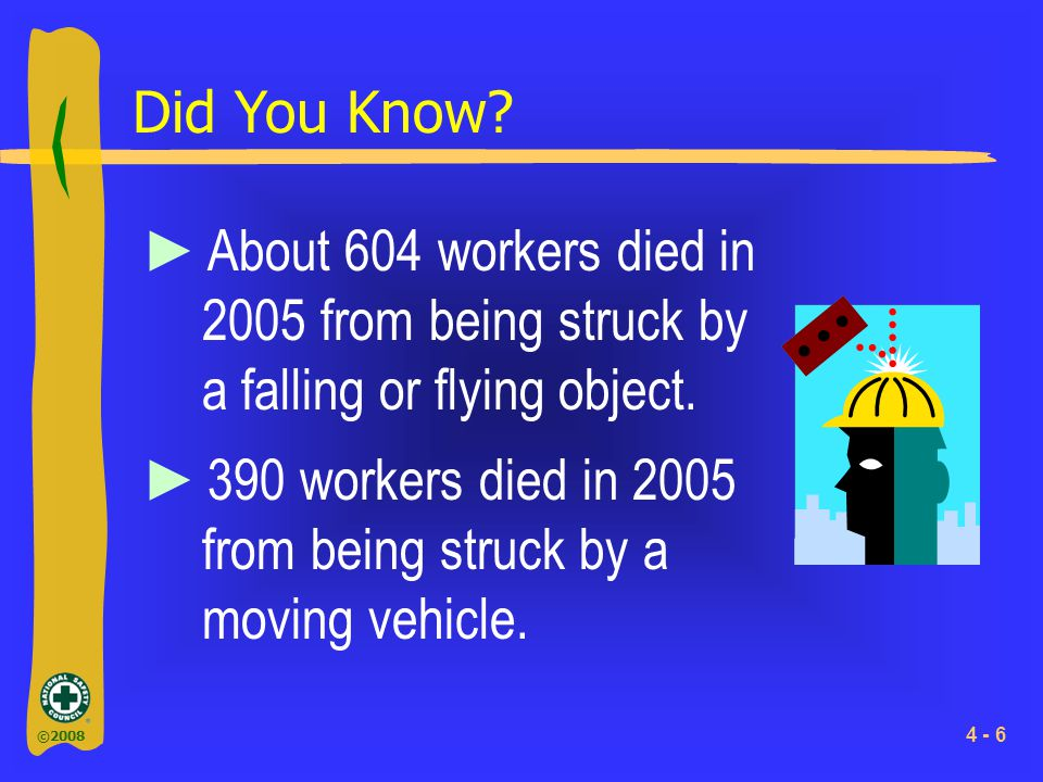 ©2008 4 - 6 Did You Know.