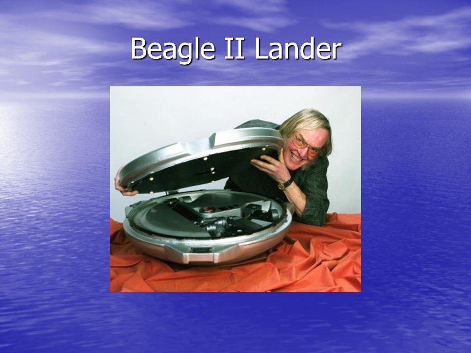 Beagle II Lander