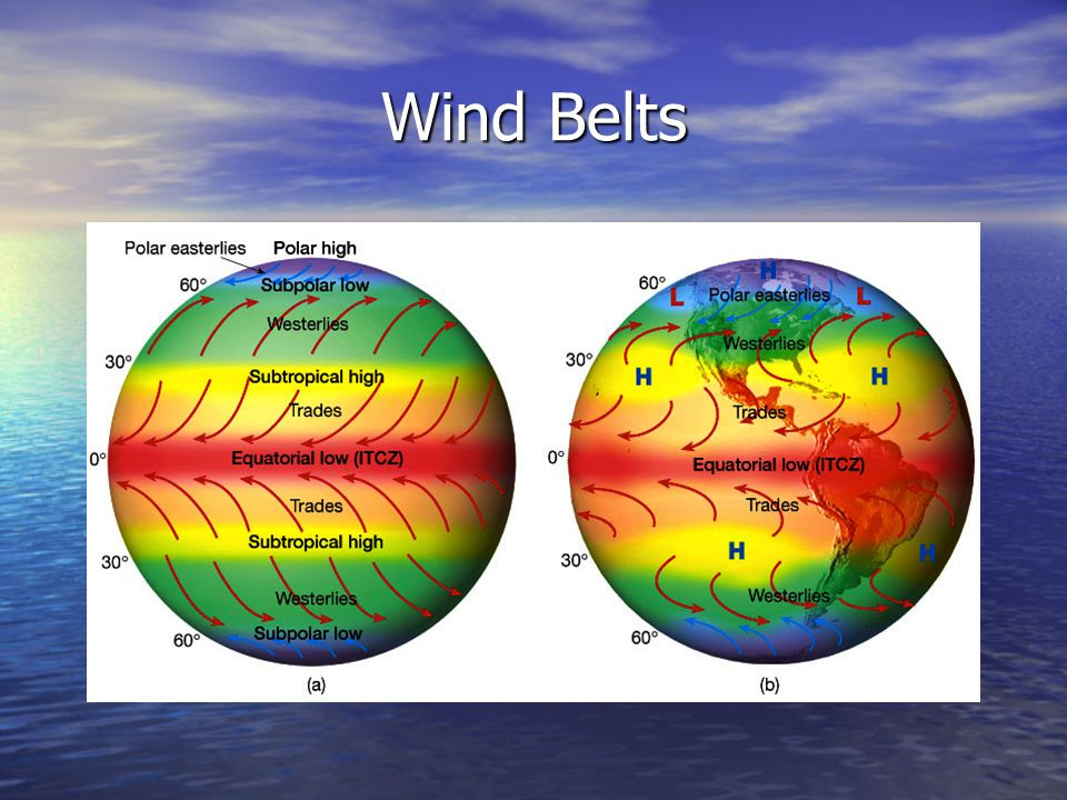 Wind Belts