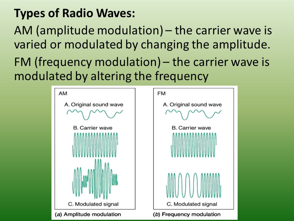 The radio waves of the highest frequency and energy are called microwaves.