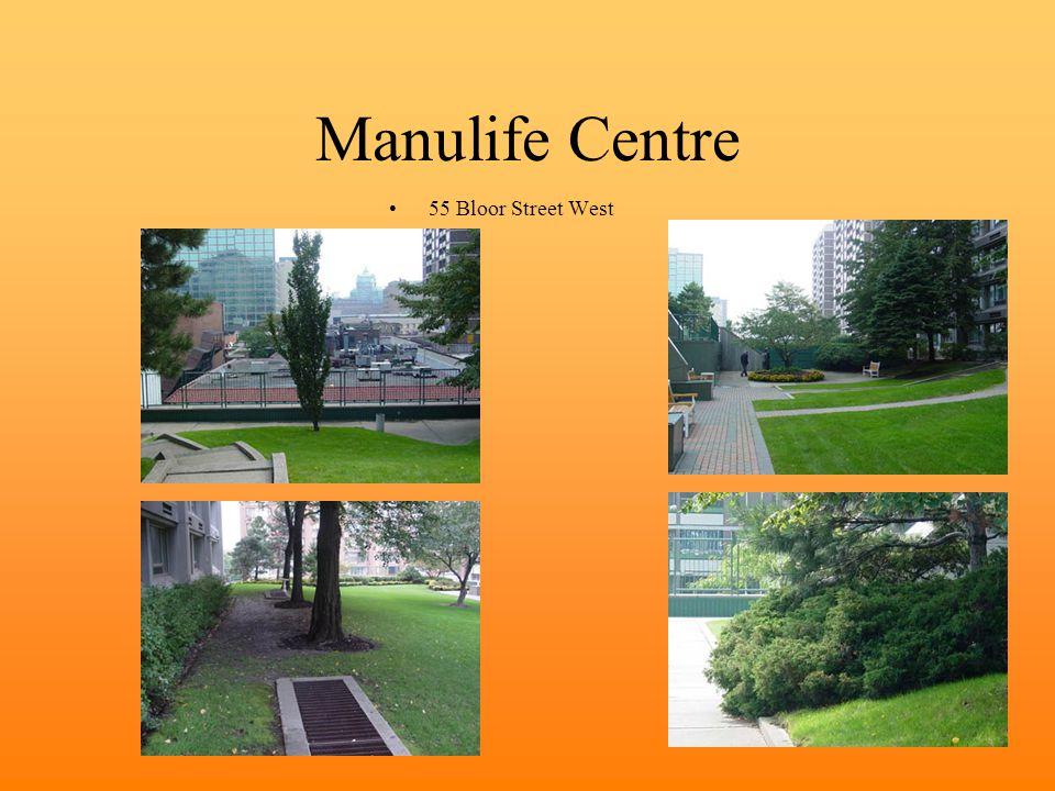 Manulife Centre 55 Bloor Street West