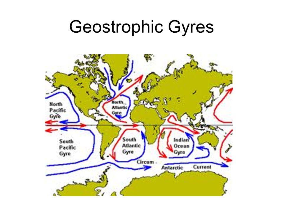 Geostrophic Gyres