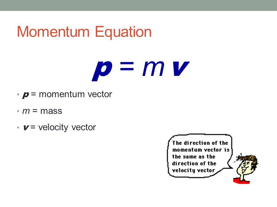3.Diagram the problem, use m 1 v 1 + m 2 v 2 = (m 1 v 1 +m 2 v 2 ) v 3 4.