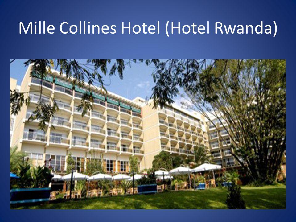 Mille Collines Hotel (Hotel Rwanda)