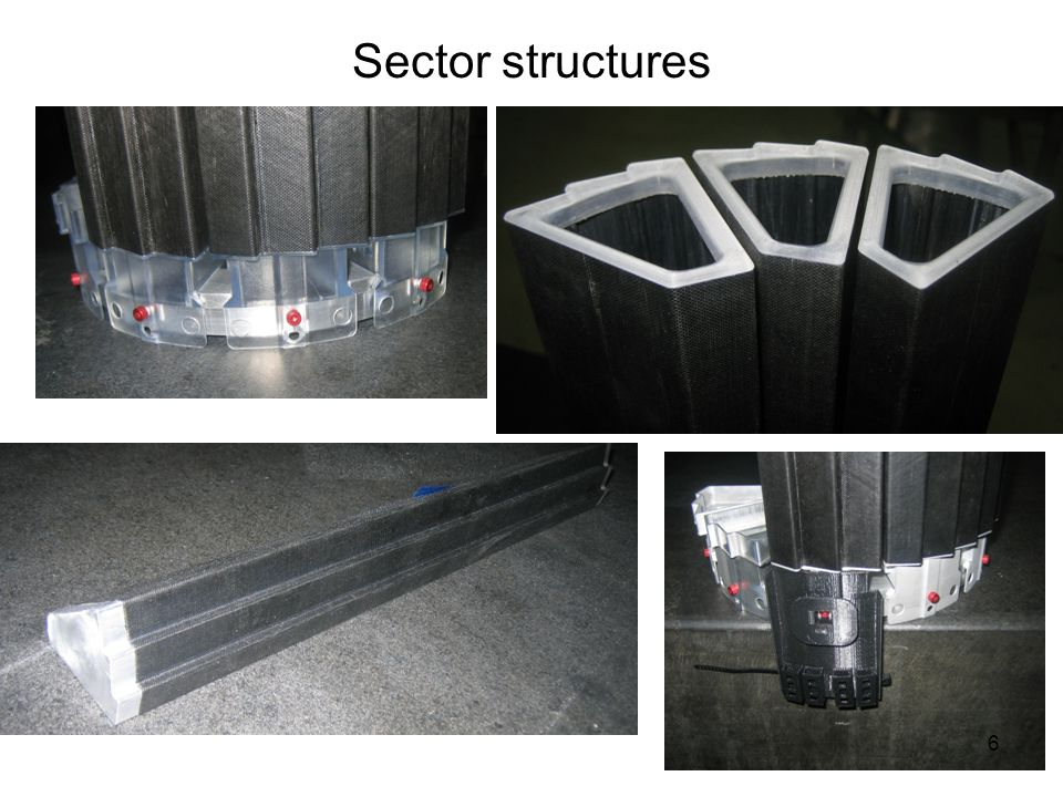 Sector structures 6