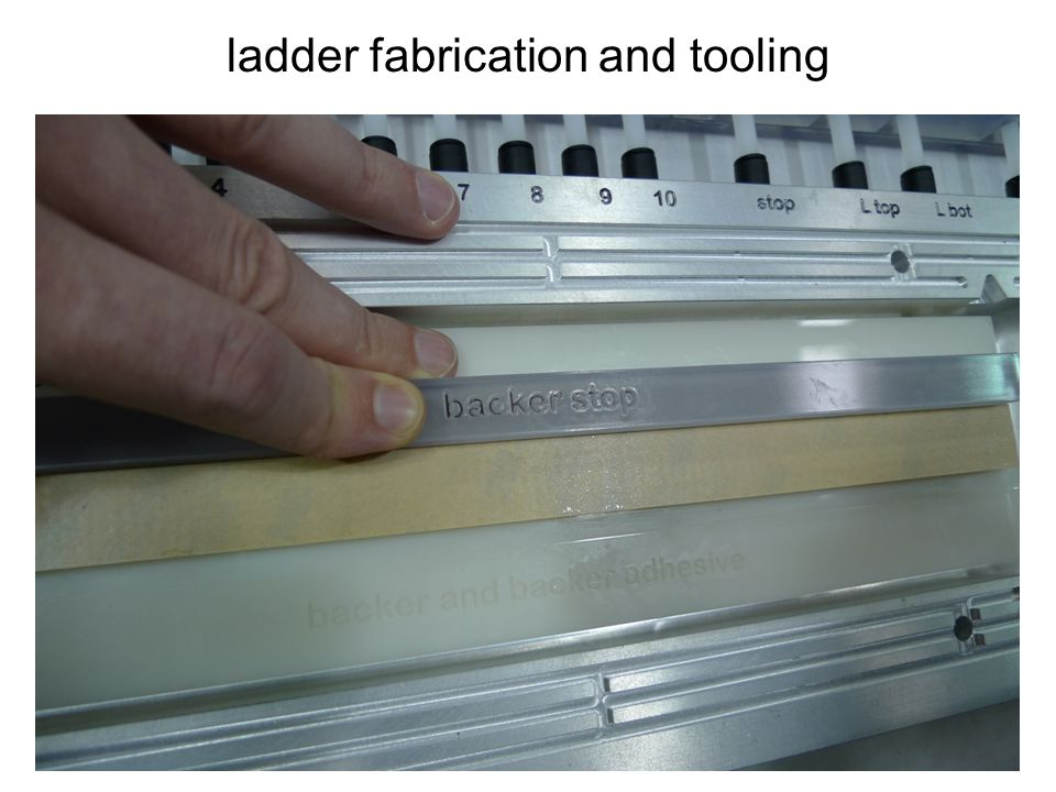 ladder fabrication and tooling 7