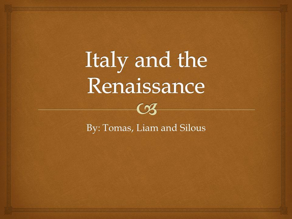   Wikipedia  http://web.cn.edu/kwheeler/renaissance_authors.h tml Information Resources