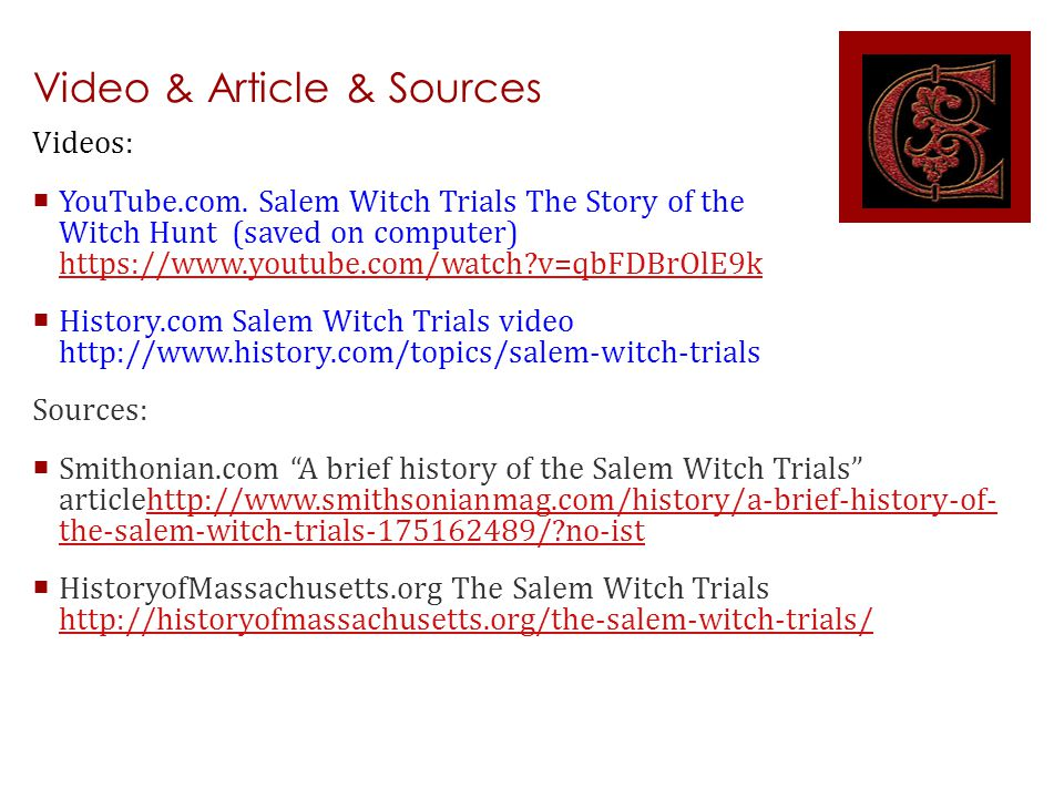 Video & Article & Sources Videos:  YouTube.com.