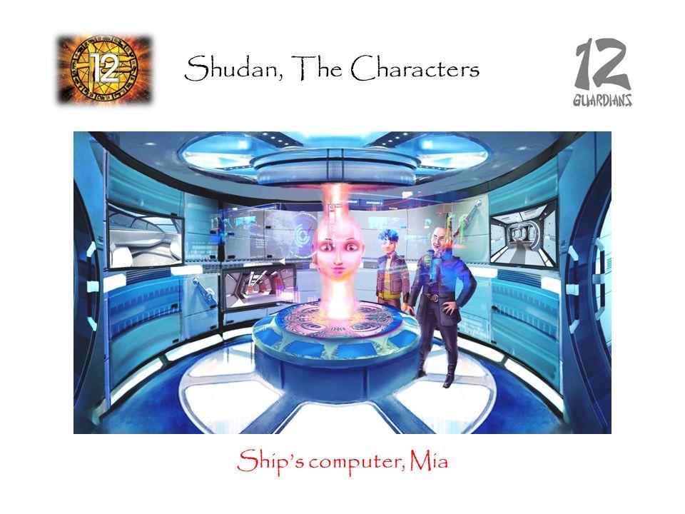 MIA SHUDAN HUB A 2.jpg Ship's computer, Mia Shudan, The Characters