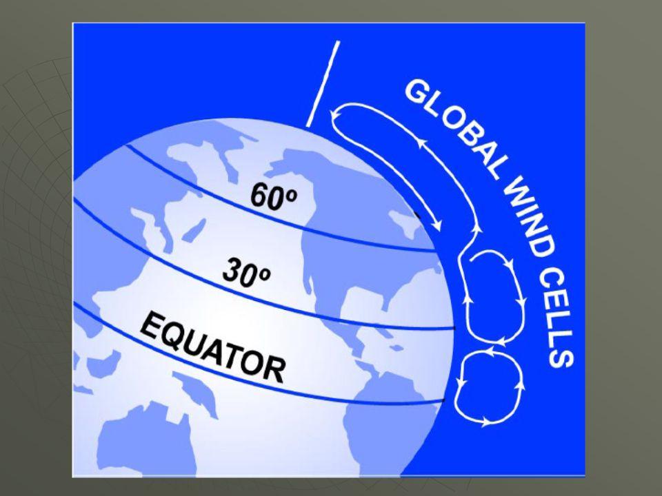 wind vane: measures wind direction