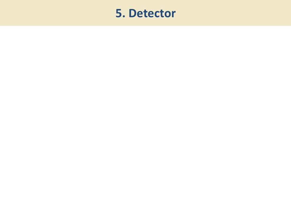 5. Detector