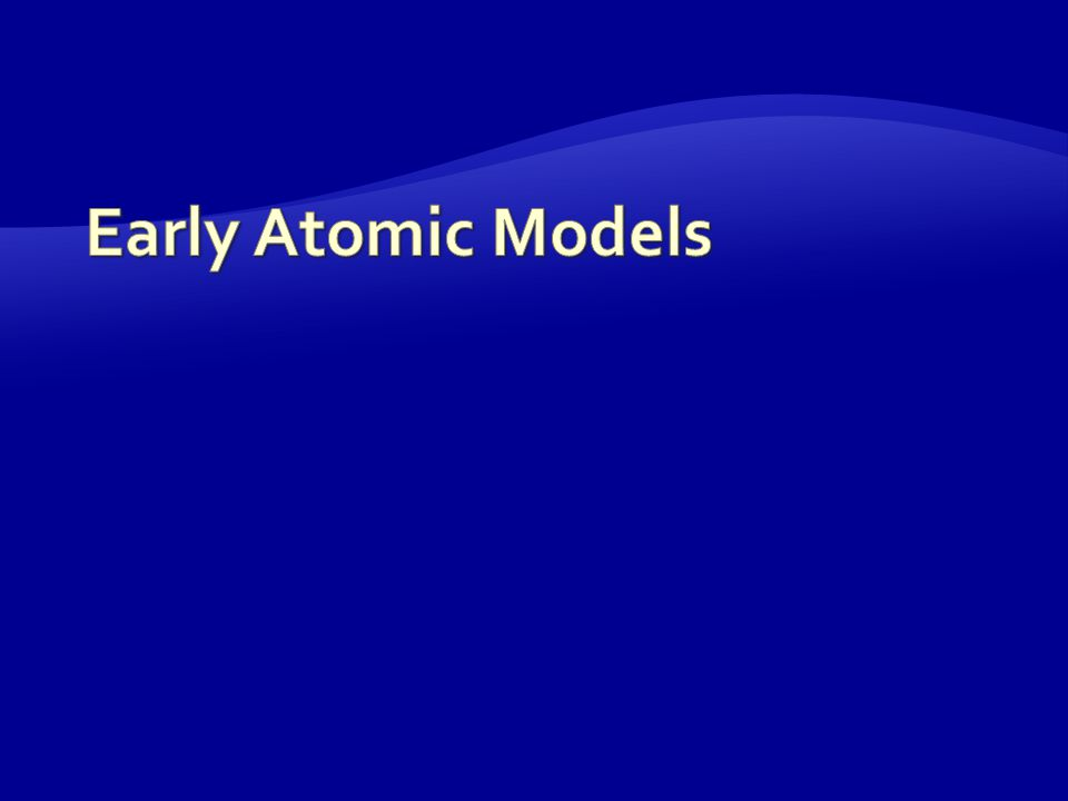 A Review of Early Atomic Models, Periodic Table Development, and Nomenclature
