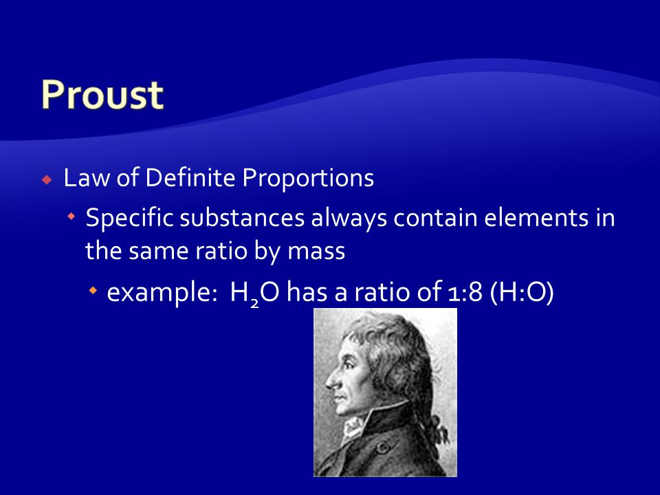  Chemical change in a closed system has equal mass before and after the change, matter is neither created nor destroyed  Law of Conservation of Mass
