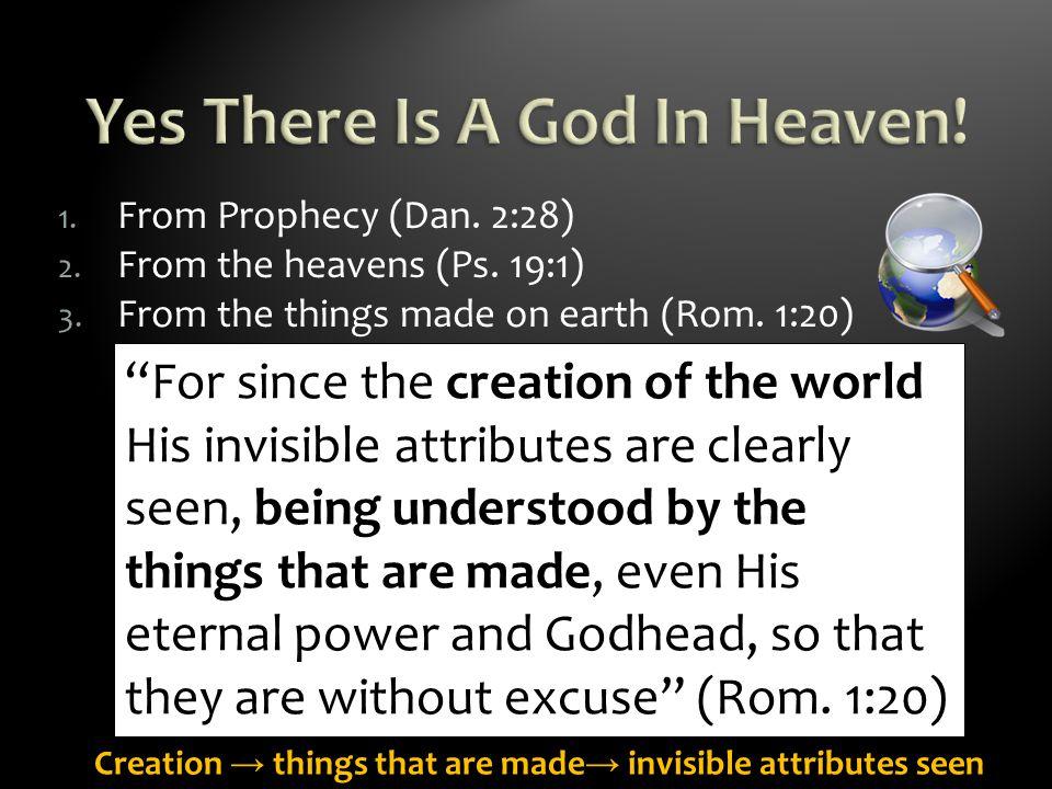 Must Be Sender 1 Omniscient 2 Omnipotent 3 Eternal 4 Non-material component 5 Colossians 1:15-17 (Gen.
