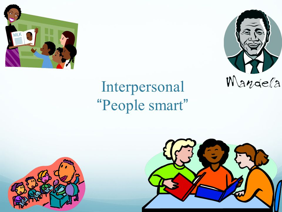 Intrapersonal Self smart