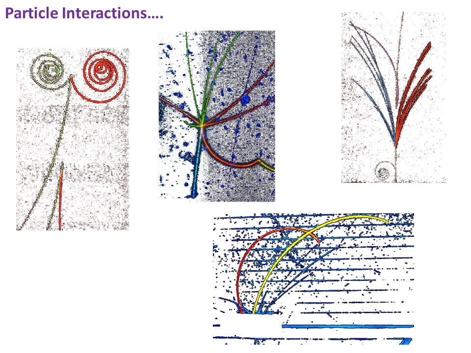 Mr Powell 2014 Particle Interactions….