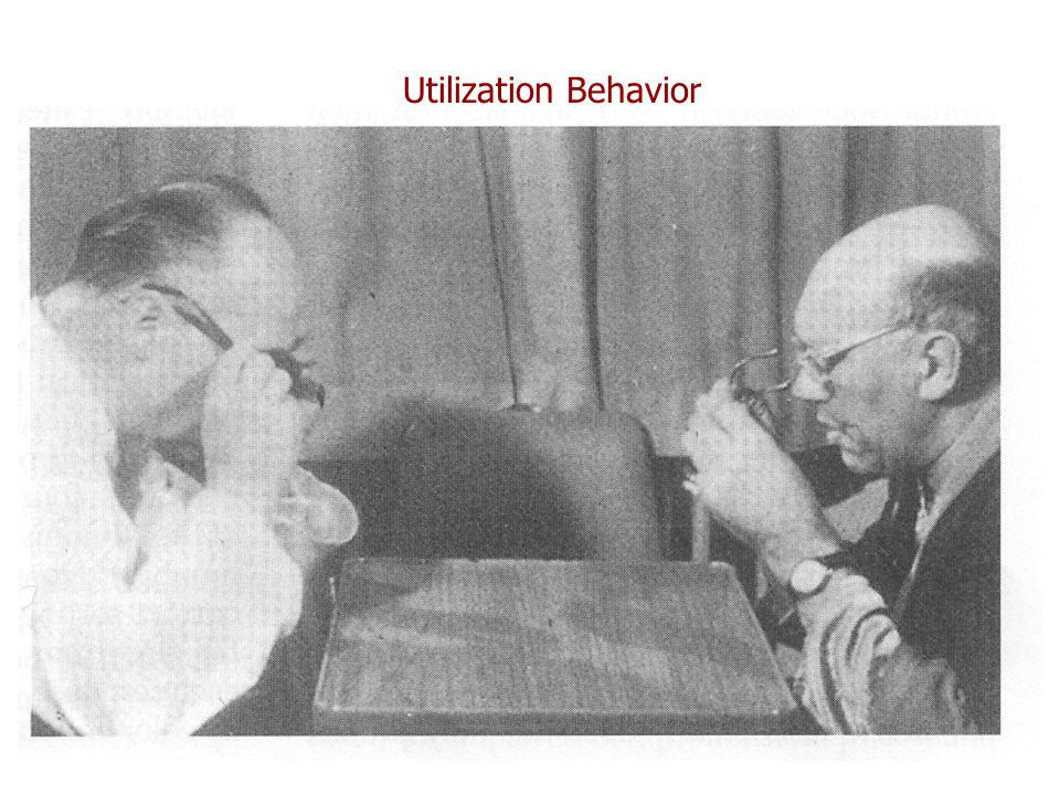 Utilization Behavior