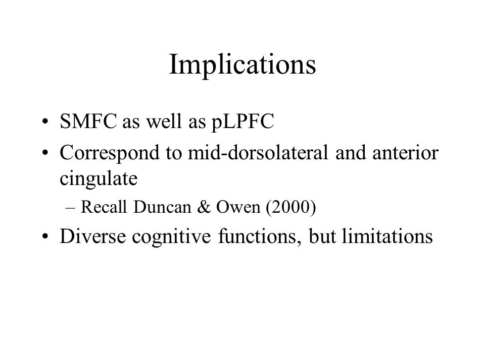 An Integrative Theory of Prefrontal Cortex Function Earl K. Miller and Jonathan D. Cohen