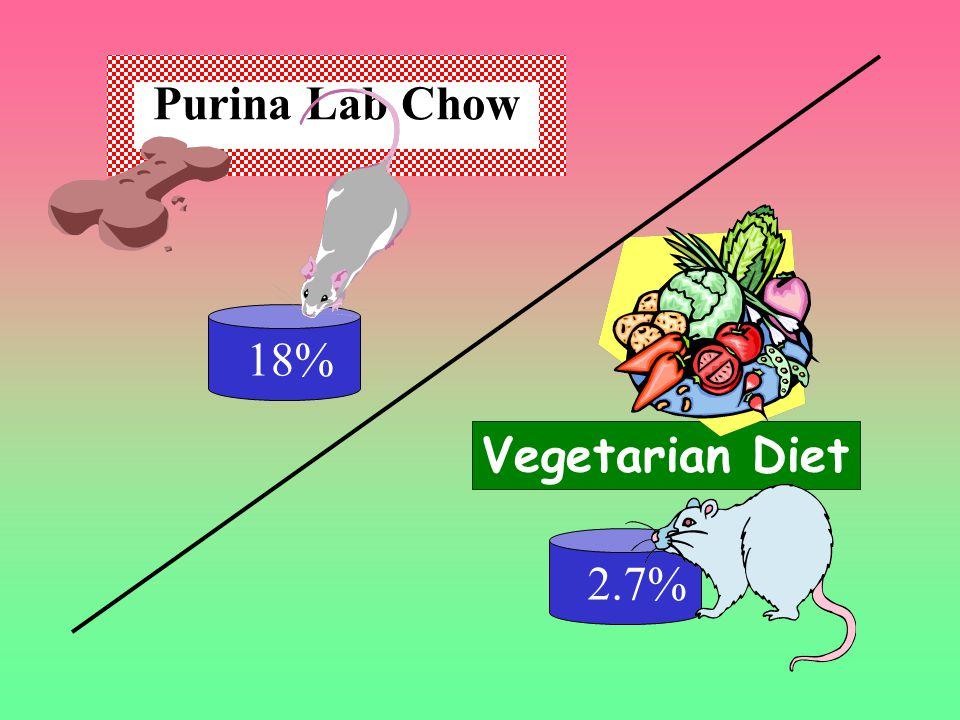Purina Lab Chow 18% 2.7% Vegetarian Diet